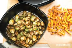 We cannot stop frying vegetables with our Philips Airfryer. See how easy it is to create tender on the inside and crispy on the outside fried veggies