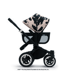 Bugaboo X Andy Warhol Collaboration