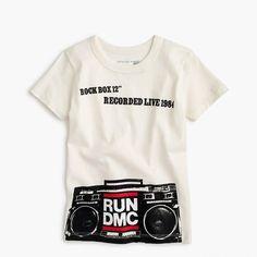 5deef009a381 GiftHead - Kids  BravadoTM for crewcuts RUN-DMC T-shirt J.Crew