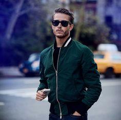 Adam Gallagher, Men's Fashion