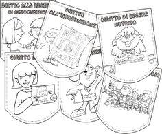 Schede didattiche diritti dei bambini schede per scuola pinocchio educational technology e for Maestra gemma diritti dei bambini