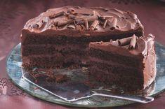 Nejlepší čokoládový dort | Apetitonline.cz Sweets Cake, Kakao, No Bake Cake, Eat Cake, Baked Goods, Cake Recipes, Bakery, Cheesecake, Food Porn
