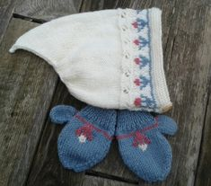 3d812f5105c00 ... UN GRAND MARCHE · bonnet lutin moufles bébé laine tricot main layette  cadeau Noël bébé cadeau de naissance
