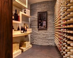 Spaces Wine Room With Bar Design, Pictures, Remodel, Decor and Ideas - page 8