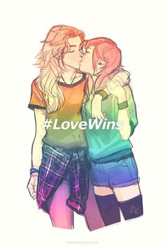 Sexuality is the way one experiences and expresses themselves as sexual beings. In this case a depiction of homosexual expression is viewed using two females.