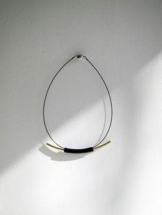 FAUX/real   BalancingACT Necklace