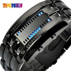 Now Available on our Store:Creative Fashion LED Smart Watches Men Sleep Tracker Pedometer 30M Waterproof