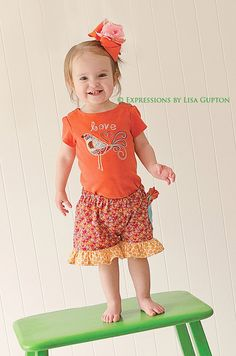 30 PERCENT OFF  Whimsy Couture Girls Ruffle by whimsycouture
