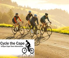 Want to explore Cape Town by yourself? See the sites of Cape Town by pedal power and make your contribution to a healthier planet? Then our bike rentals are for you! Cape Town, Cycling, Bicycle, Tours, Vacation, Explore, Adventure, Biking, Bike