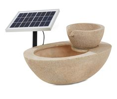 ber ideen zu gartenbrunnen auf pinterest outdoor wasserspiele springbrunnen und. Black Bedroom Furniture Sets. Home Design Ideas