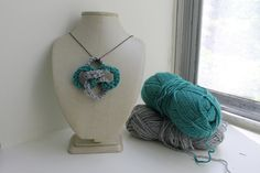 Get Knotty: How to Crochet a Celtic Knot Necklace