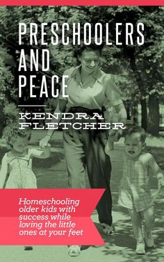 Preschoolers and Peace by #KendraFletcher Review