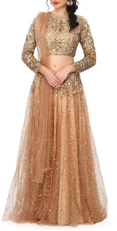 A-Line Wedding Dresses Collections Overview 36 Gorgeou… Party Wear Indian Dresses, Designer Party Wear Dresses, Indian Gowns Dresses, Dress Indian Style, Indian Fashion Dresses, Indian Designer Outfits, Designer Wear, Fashion Outfits, Indian Wedding Lehenga