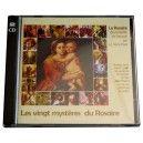 Les mystères du Rosaire - CD pour prier le chapelet