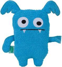 Schmusekissen Little Monster - Smithy Fashion - Kinderbademantel, Lätzchen, Geschenksets,
