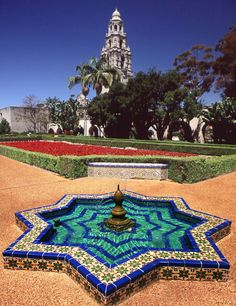 The charms of San Diego's Balboa Park are endless. From being home to 15 museums to an award-winning rose garden, find things to do in this #California park.