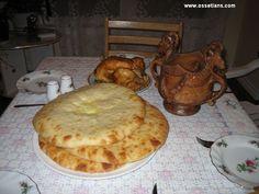 Осетины тысячелетиями пекут свои традиционные пироги с разнообразной начинкой. Пекут на праздники, свадьбы, поминки и по будням. Название пирогов может быть разным, в зависимости от вида начинки: -…