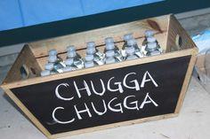 Chugga Chugga Choo Choo: Engineer Julian is Turning 2! | CatchMyParty.com