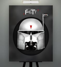 Star Wars Inspired Boba Fett: Concept Art Helm Series by Herofied