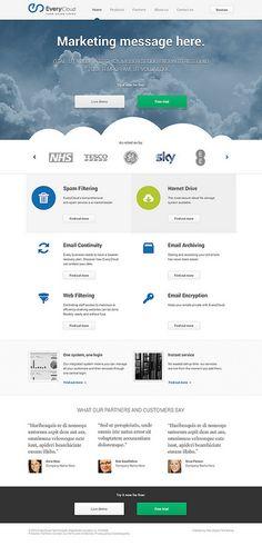 Everycloud Web Design