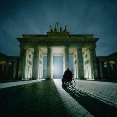 Berlino. Helmut Kohl è il muro che non c'è più. Credits Andreas Mühe