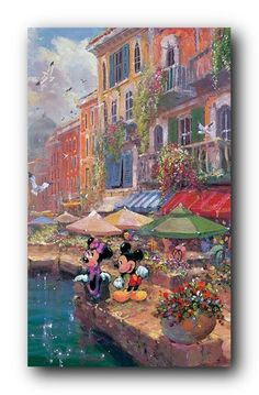 """""""Romance On The Riviera"""" by James Coleman"""