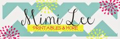 Lots of free LDS printables from Mimi Lee at MIMI LEE PRINTABLES & MORE.  Email subscription.