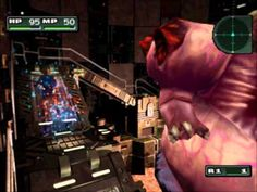 Parasite Eve 2 (Final) (Sad Ending) Chest Blast of Death