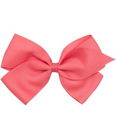 Verity Jones Large Pink Bow Clip  £6.00