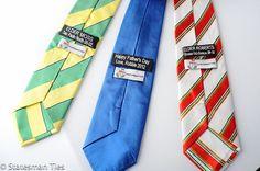 custom mission tie