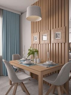 Small Dining Room Design Ideas Apartment Therapy - home design Room Design, Interior, Dining Room Small, Small Room Design, Home Decor, House Interior, Home Interior Design, Interior Design, Dinning Room Ideas Small