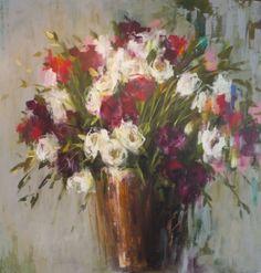Flowers by Mel Hammett