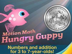 Motion Math: Hungry Guppy by Motion Math
