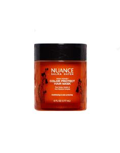 Keep your color-treated hair hydrated, soft, and silky with this luxurious mask made with raw honey, keratin proteins, and acai moisture complex. Nuance Salma Hayek Raw Honey Color Protect Hair Mask, $10; cvs.com