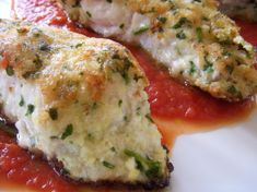 It's All Delicious - Journal - Grouper with a Parmesan and Panko Crust Tomato Sauce Recipe, Sauce Recipes, Fish Recipes, Seafood Recipes, Cooking Recipes, Yummy Recipes, Dinner Recipes, Fish Dishes, Seafood Dishes
