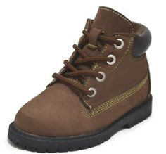 Peaks Kid's Brian-T Nubuck Leather Hiking Boot -- Read more at the image link.