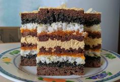 Delicious Cake Recipes, Yummy Cakes, Sweet Recipes, Good Food, Yummy Food, Tiramisu, Baking Recipes, Cheesecake, Food And Drink