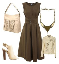 """carly"" by christyking863 on Polyvore featuring Aspesi, Paige Novick, MKF Collection, Mark & Maddux and Paolo Casalini"