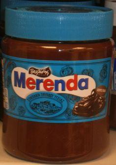 Merenda υγείας νηστίσιμη (νέο προϊόν) - Η ενήλικη μερέντα www.gourmate.gr