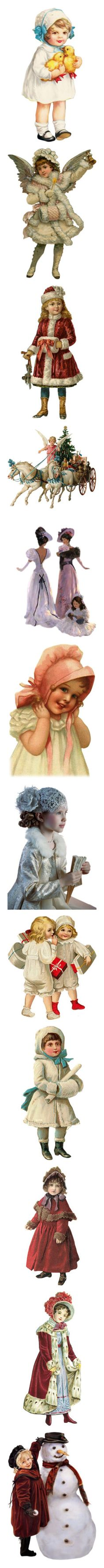 """Victorian"" by kim-mcculley ❤ liked on Polyvore featuring easter, christmas, natale, angels, navidad, winter, religious, victorian, vintage and people"