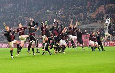 @Milan Tris rossonero, Mihajlovic manda k.o. Mancini #9ine