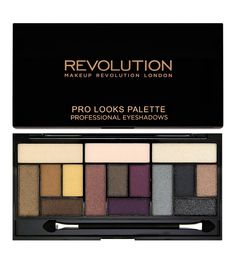 Pro Looks Palette -Big Love - Makeup Revolution - PALETTES