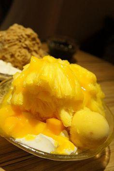 並んでも食べたいマンゴーアイスICE MONSTER