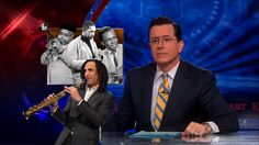 I love Colbert - so brilliant. Stereotypes & Racial Identity