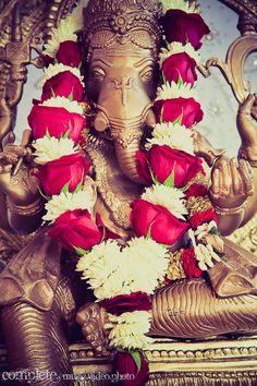 Nashville Fusion Hindu Wedding by COMPLETE Music.Photo - 2 - Indian Wedding Site Home - Indian Wedding Site - Indian Wedding Vendors, Clothes, Invitations, and Pictures. Diwali Decorations, Festival Decorations, Ceremony Decorations, Backdrop Decorations, Garland Wedding, Wedding Flowers, Diy Flowers, Shiva, Ganpati Decoration Theme