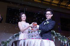 Bincent <3 Jasmine, Wedding Photography, 2014
