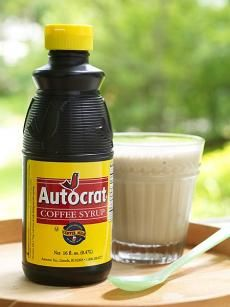 Coffee Milk and Coffee Cabinets: The state drink of Rhode Island!