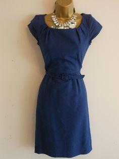 LK BENNETT WIGGLE STYLE DRESS SIZE 6 | eBay