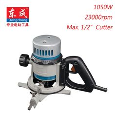"""74.05$  Buy here - http://ali08a.worldwells.pw/go.php?t=32363523984 - """"1/2"""""""" Wood Trimmer 12.7mm Wood Router 1050W Electric Router 1/4"""""""" Wood Trimmer 6.35mm """" 74.05$"""