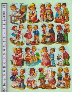 Alter Krügerbogen Nr.98/12 mit Glitzer | eBay